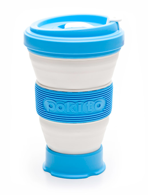 Collapsible coffee cup could save tax and trees